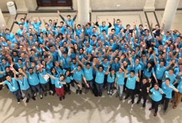 The world's largest academic blockchain hackathon just took place (and it was really fun)