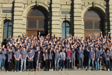 Making the world a BETHer place with blockchain – 150 students attended BETH19!